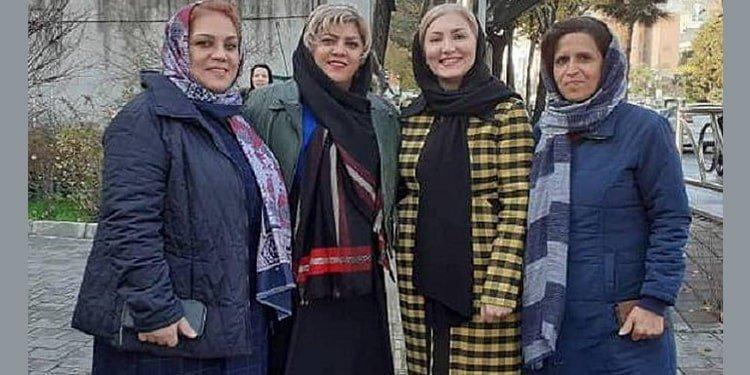 les militantes féministes aujourd'hui emprisonnées