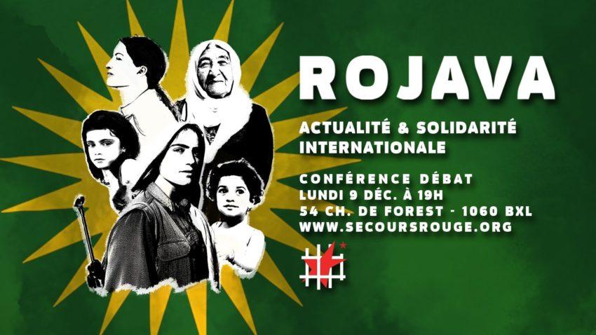 Rojava - Actualité et solidarité internationale