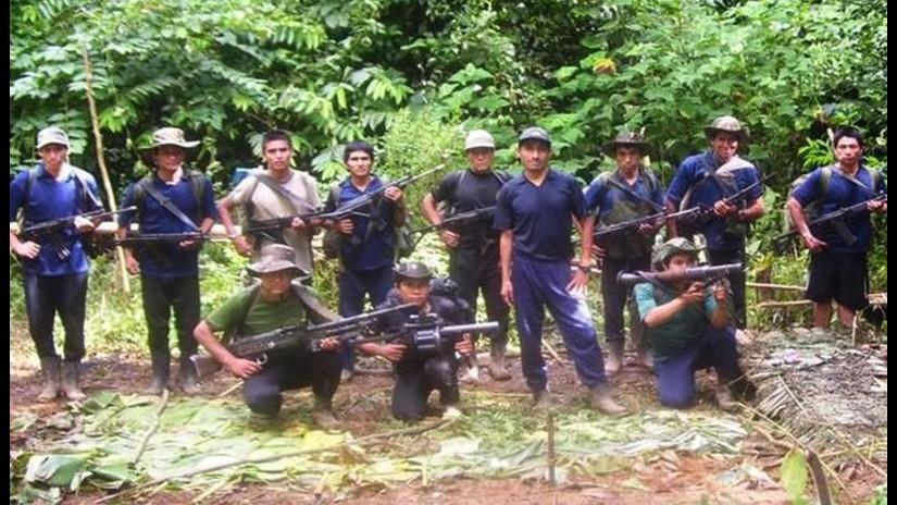 Combattants du PCP-SL