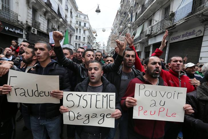 Manifestation du Hirak, le 20 décembre à Alger
