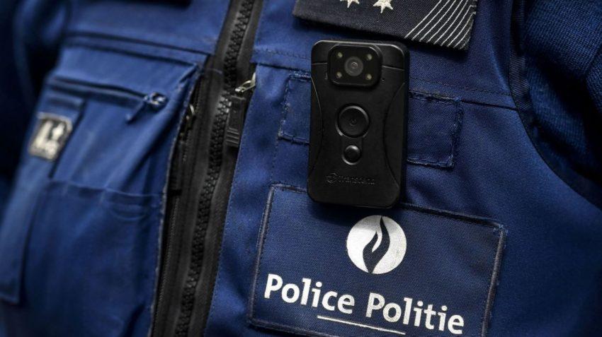Bodycam de la police