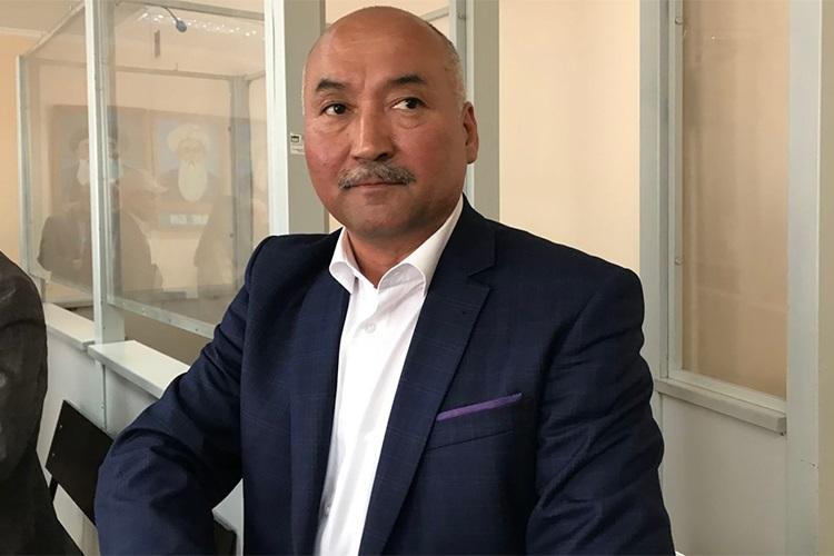 Erlan Baltabay