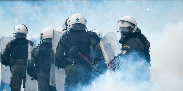 Les affrontements mecredi à Athènes