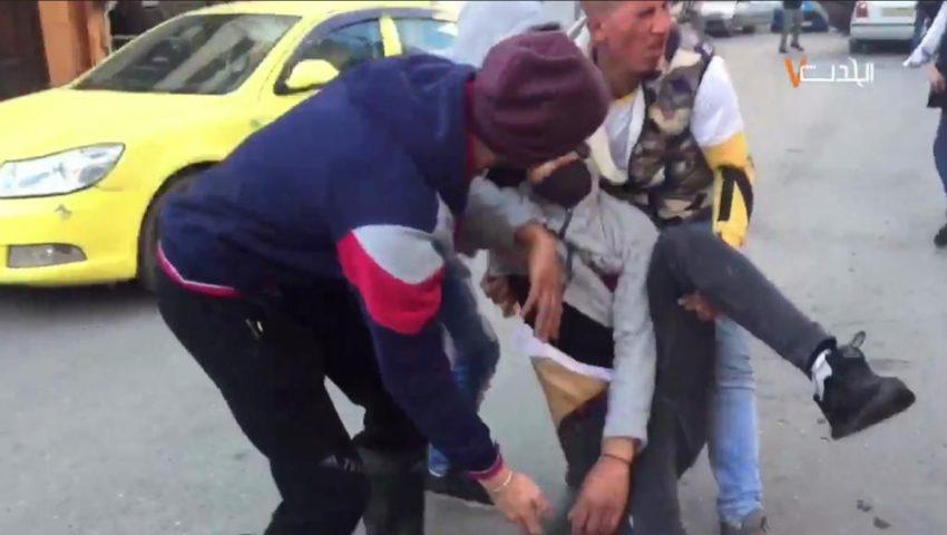 Le manfizestant tué par les militaires israéliens