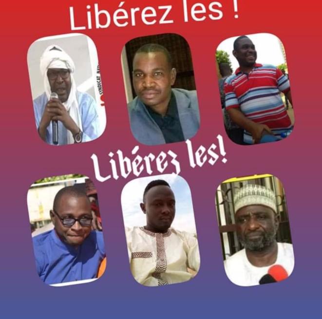 Militants arrêtés au Niger suite à la manifestaition du 15 mars 2020