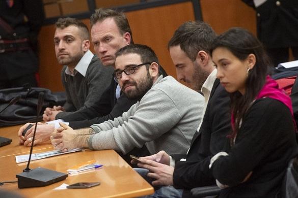 Maria Edgarda Marcucci, Davide Grasso, Paolo Andolina, Fabrizio Maniero, Jacopo Bindi