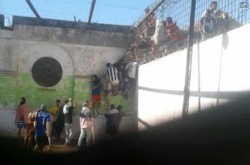 Révolte à la prison de à la prison de Coronda en Argentine