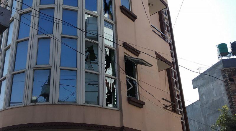 La résidence du ministre attaquée ce matin