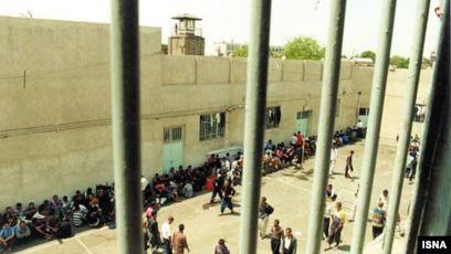 Une prison en Iran
