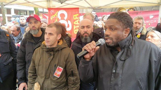 Syndicalkistes sanctionnés à la RATP