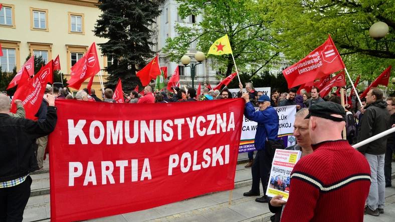 Le Parti communiste polonais illégalisé