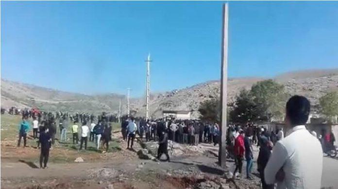 Affrontements à Khorramabad