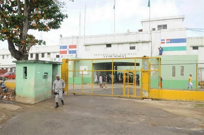 La prison La Victoria