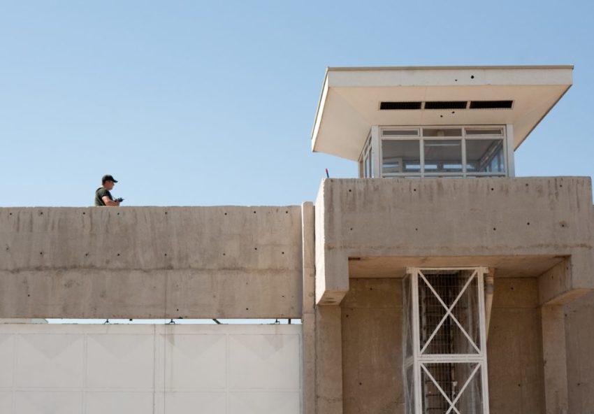 La prison de Rancagua
