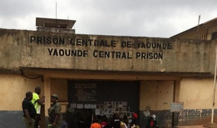Prison Centrale de Yaoude Kondegui