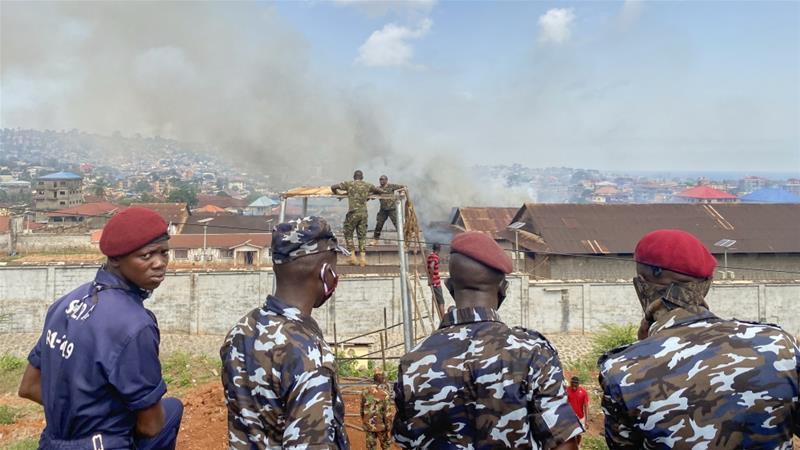 Mutinerie de la prison de Pademba Road