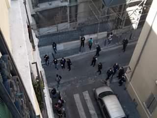 Opération policière contre l'association Al Mamba