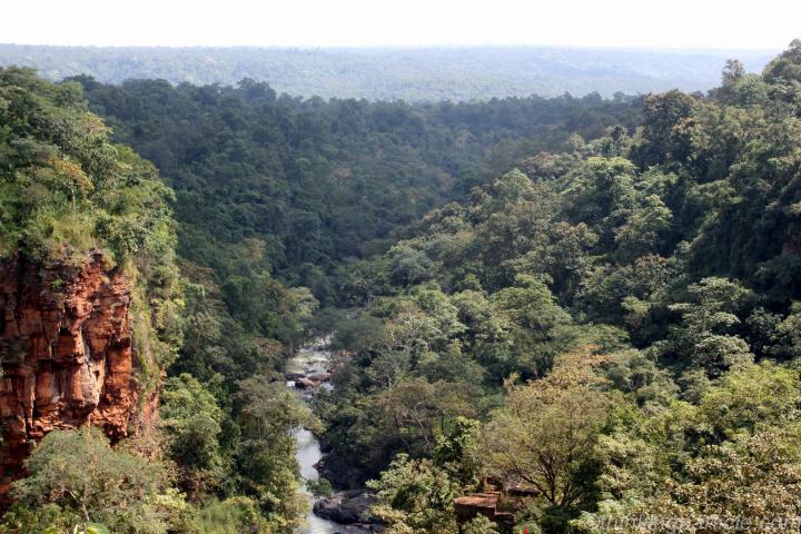 La vallée du Kanger