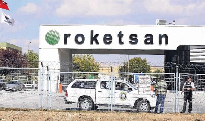 Le siège de Roketsan