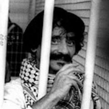 Salvatore Ricciardi lors du procès pour l'enlèvement d'Aldo Moro