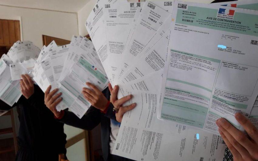 Des centaines d'amendes pour non-respect du confinement à Epinay-sous-Sénart
