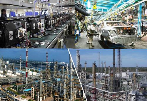 Industries de l'Uttar Pradesh