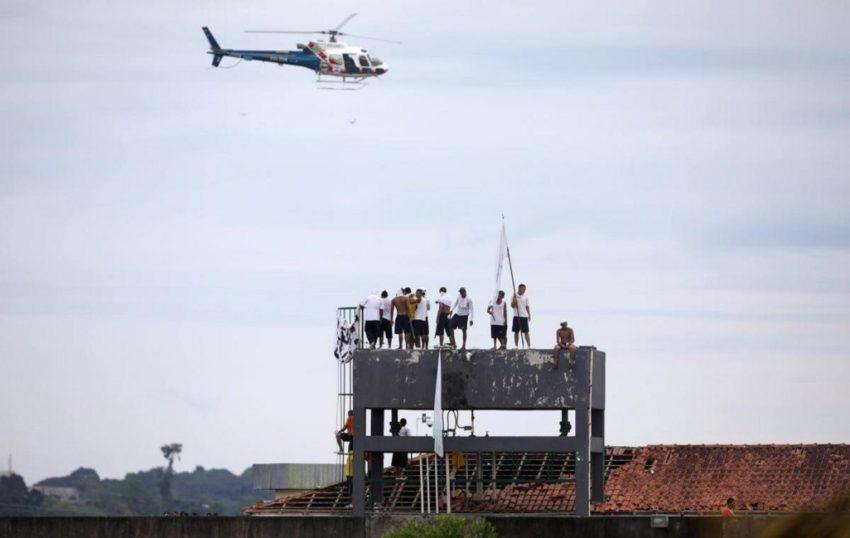 Mutinerie à la prison de Puraquequara