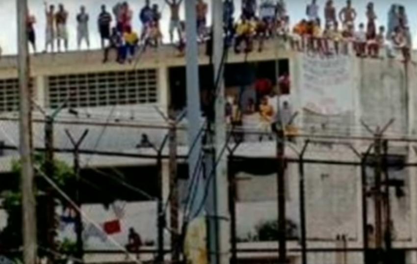 Révolte à la prison de Guanare
