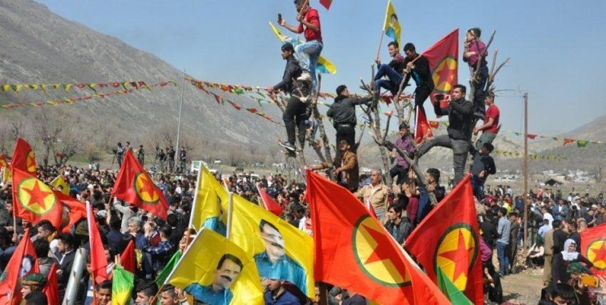 Célébration du Nouvel An kurde dans les monts Qandil (archives)