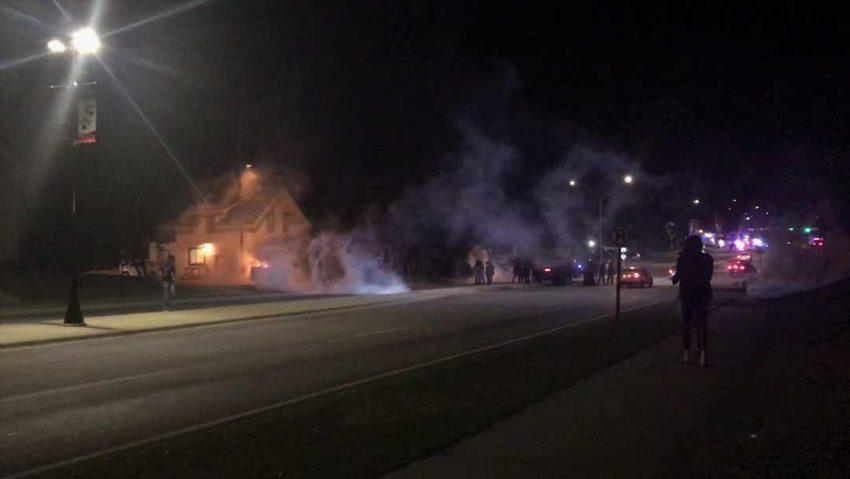 Nouvelles émeutes à Saint-Cloud (Minnesota)