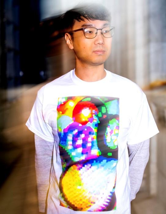 Le t-shirt conçu pour éviter la reconnaissance faciale