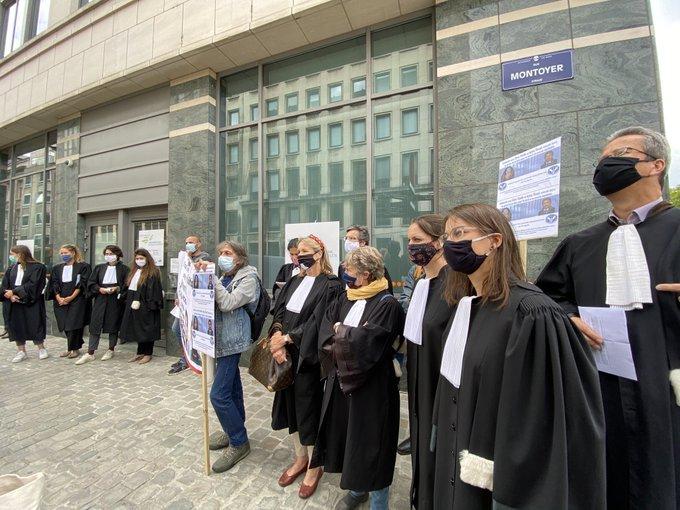 Des avocates en grèves de la faim pour soutenir leurs confrères en Turquie