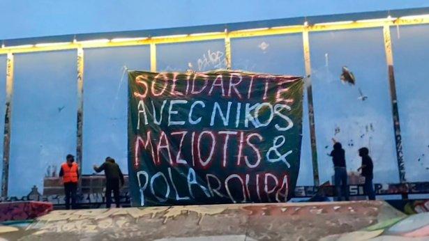 Action solidaire à Bruxelles