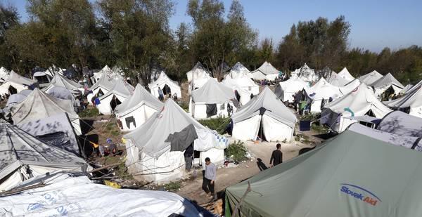 Le camp de Bihac