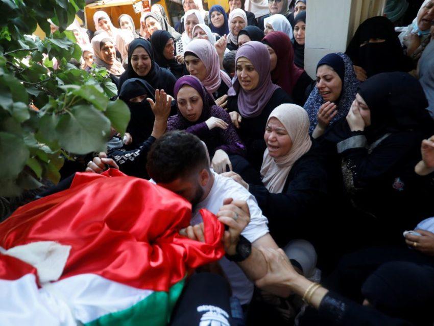 Une Palestinienne tuée le 7 août à Jénine