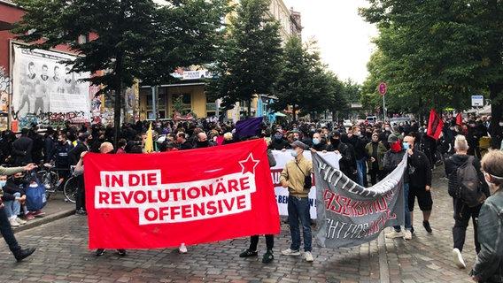 Perquisitions contre des militant·es de Roter Aufbau à Hambourg