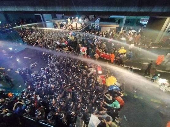 Bangkok 16 octobre 2020