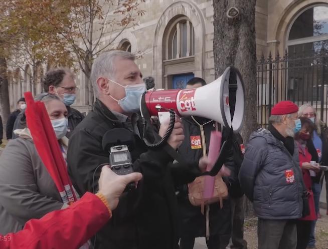 Les manifestants contre la fermeture des urgences de l'Hôtel-Dieu verbalisés