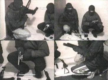 Combattants de la Continuity IRA