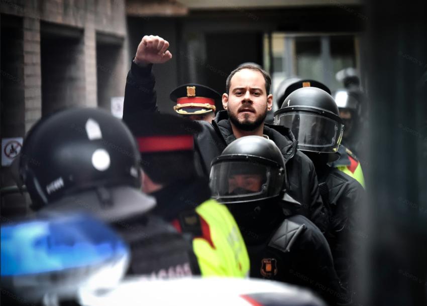 Pablo Hasel arrêté