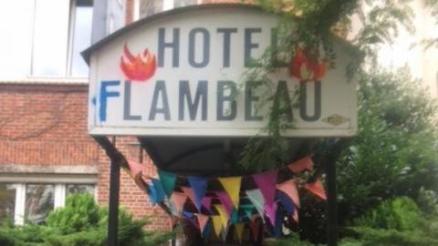 l'Hotel Flambeau
